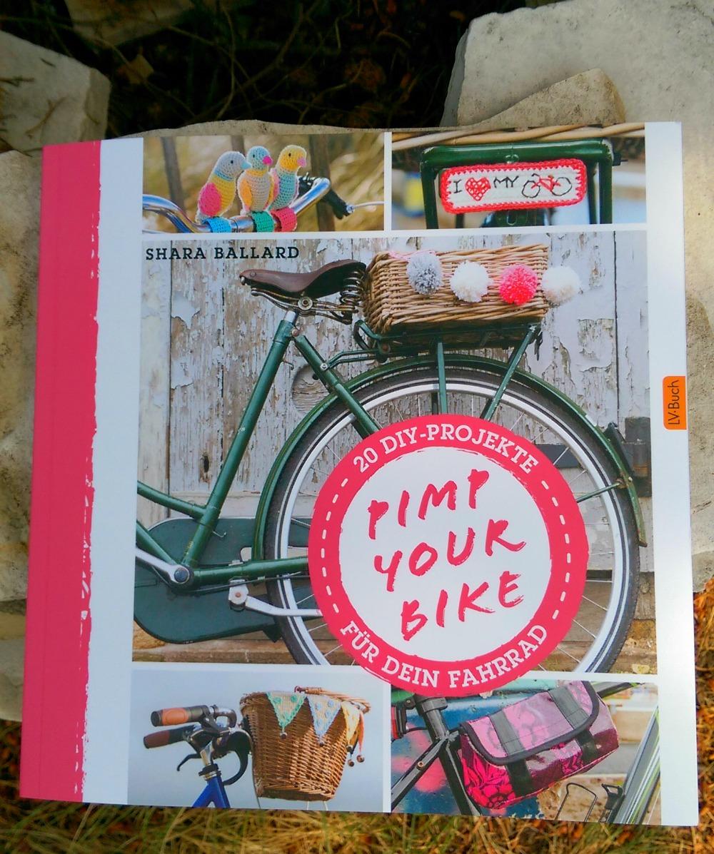 Pimp my bike Buchvorstellung schoenstricken.de