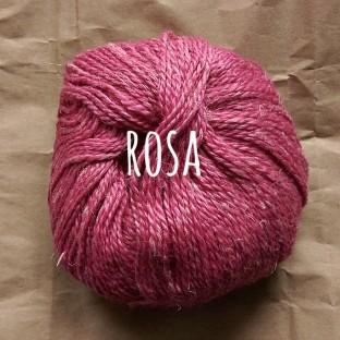 Sommerwolle rosa schoenstricken.de