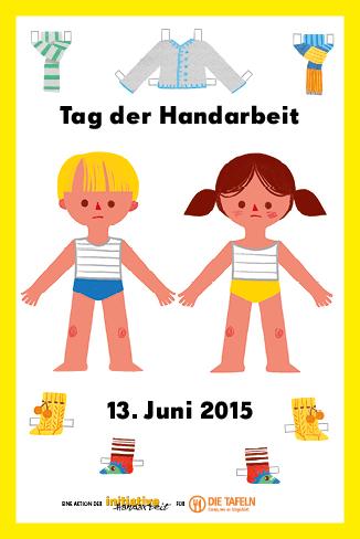 Tag der Handarbeit 2015 schoenstricken.de
