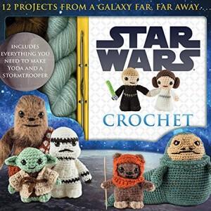 Das Starwars Häkelbuch mit Yoda ist da