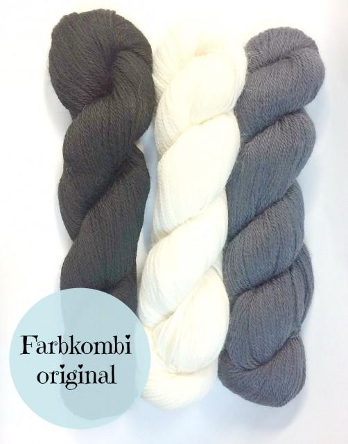 Farbkombi original Loop stricken schoenstricken.de
