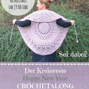 Der Kreisweste Crochetalong