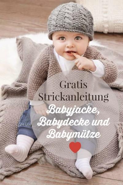 Babydecke stricken schoenstricken.de