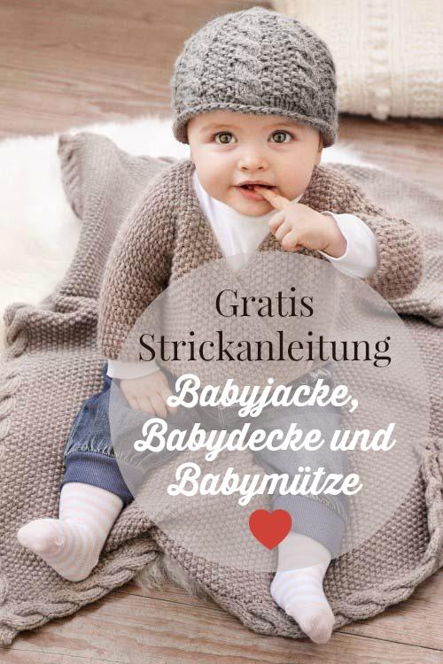 schoenstricken.de | Babymütze