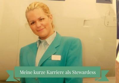 Jessica als Stewardess schoenstricken.de