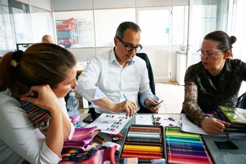 Wolle designen mit Jakob Lang schoenstricken.de