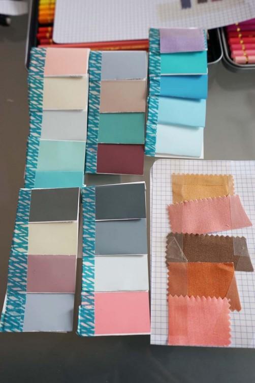 Wollfarben zusammenstellen 1 schoenstricken.de