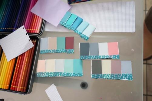 Wollfarben zusammenstellen schoenstricken.de
