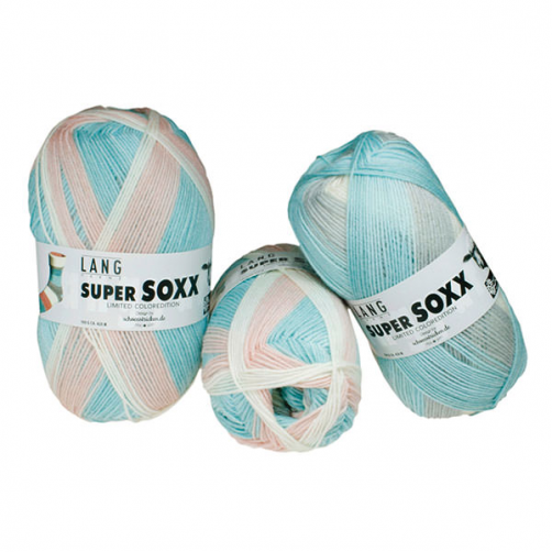Super Soxx limited Coloredition