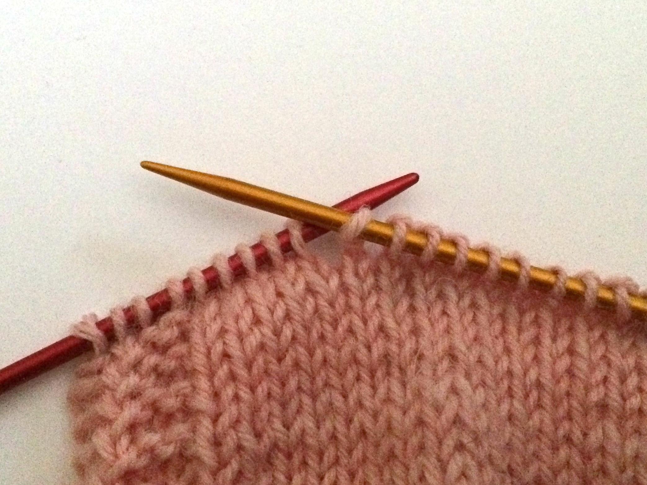"""schoenstricken.de   Teil 1 Socken """"Mini-Knit-Along"""""""