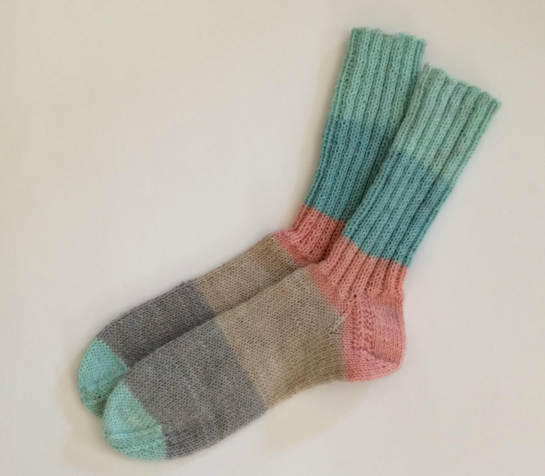 Schoenstricken De Teil 1 Socken Mini Knit Along