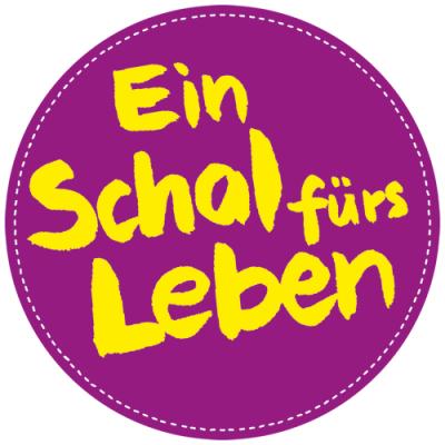 schoenstricken.de Ein Schal fürs Leben Logo