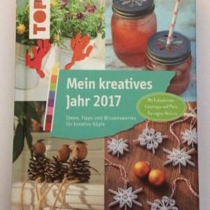Kalender mit Ideen zum Basteln und Handarbeiten