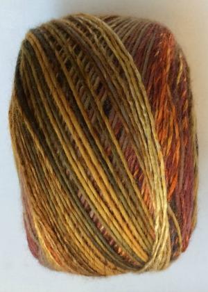 ocker-braun-rot