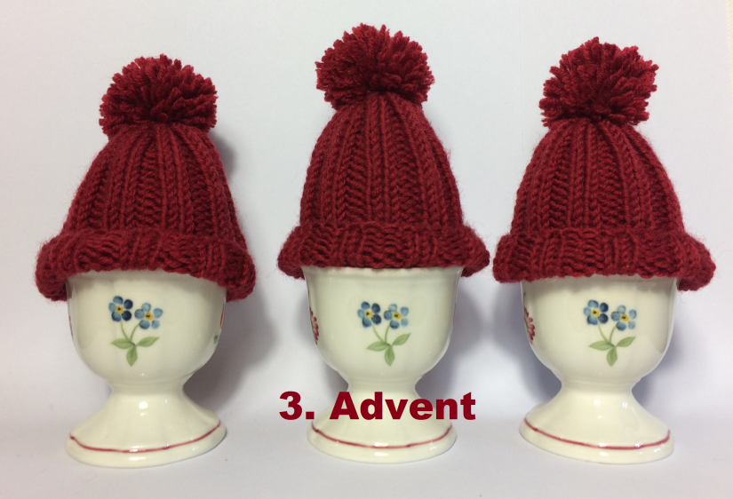 schoenstricken 3. Advent