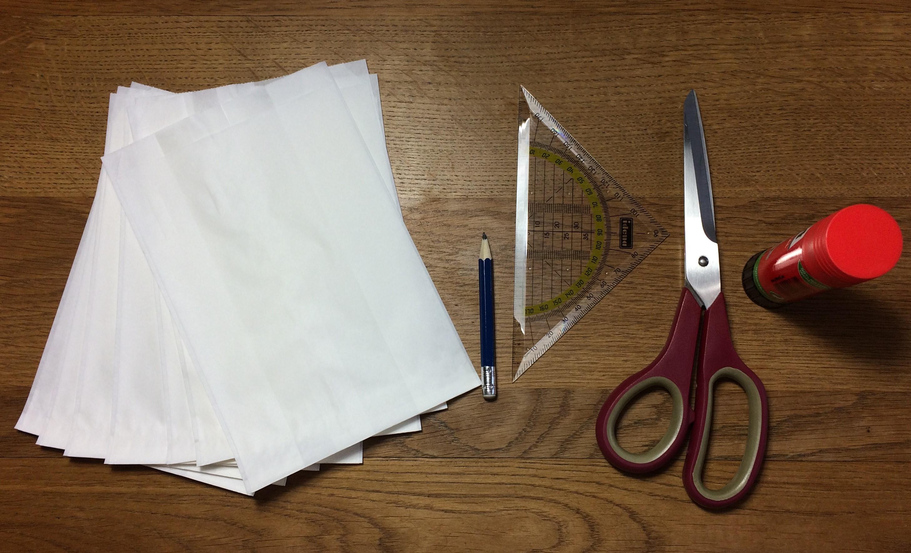 3 advent papierstern aus fr hst ckst ten basteln. Black Bedroom Furniture Sets. Home Design Ideas