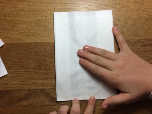schoenstricken Papierstern basteln4