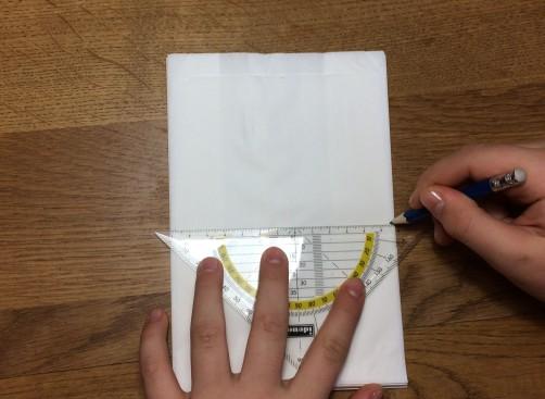 schoenstricken Papierstern basteln6