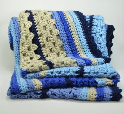 schoenstricken Crochet Along Kuscheldecke 3