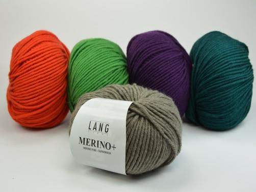 schoenstricken Crochet Along Merino+ 1
