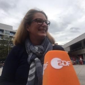 Im Fernsehen mit dem Berliner Fernsehturm