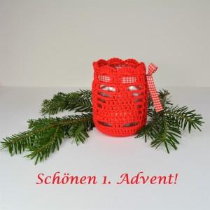1. Advent und ein Tannenbaum