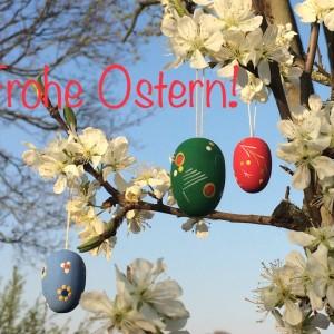 Ostern zu Hause