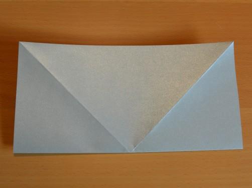 Weihnachtsbaum aus Papier 6
