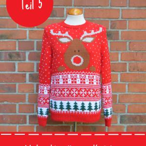 Weihnachtspullover – Knitalong Teil 5