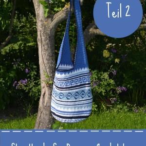 Strandtasche Sea Breeze Crochetalong Teil 2
