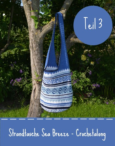 CAL Strandtasche Sea Breeze Teil 3